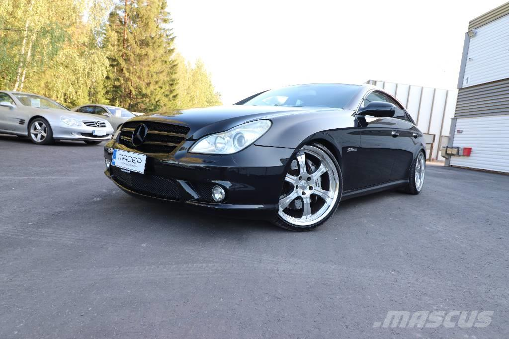 Mercedes-Benz CLS 63 AMG. Taxfree