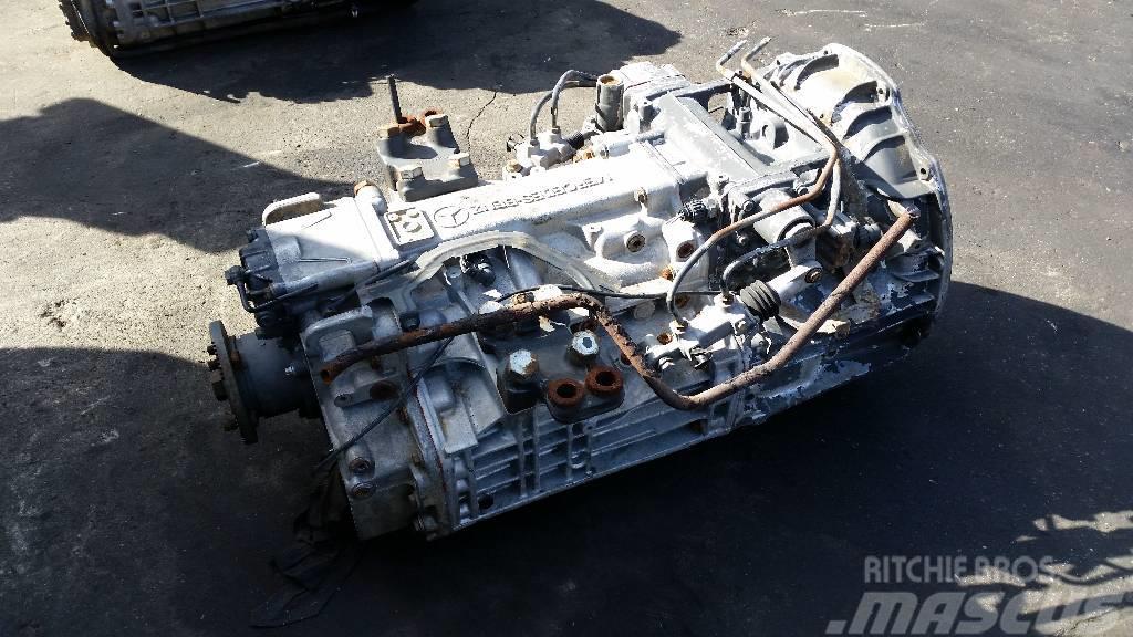 Mercedes-Benz G211 EPS