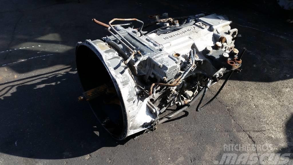 Mercedes-Benz G211 EPS, Växellådor