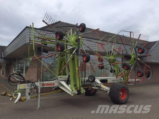 Claas Liner 3500, 2012, Windrowers