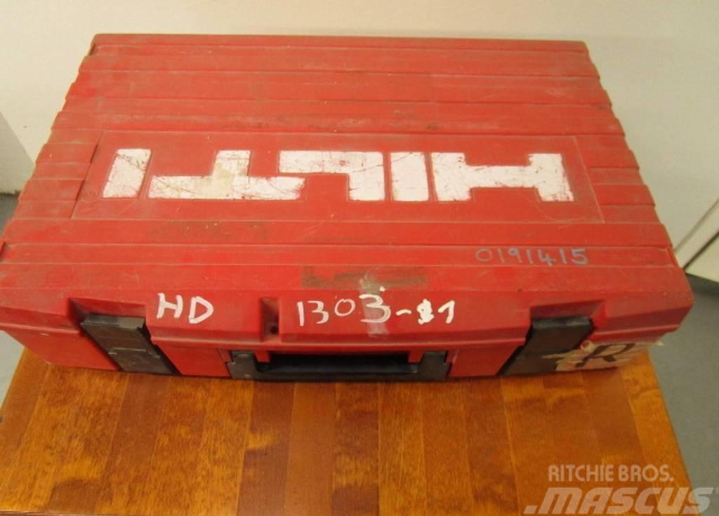 Hilti TE505 110V, SDS piikkausvasara (Q08)