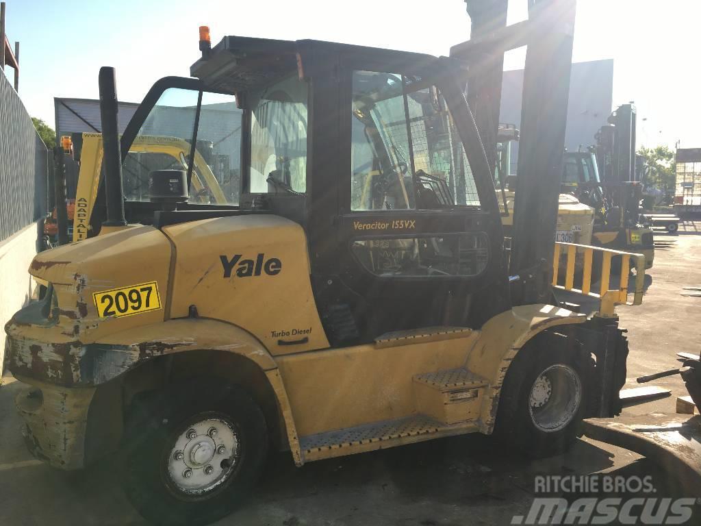 Yale GP155VX