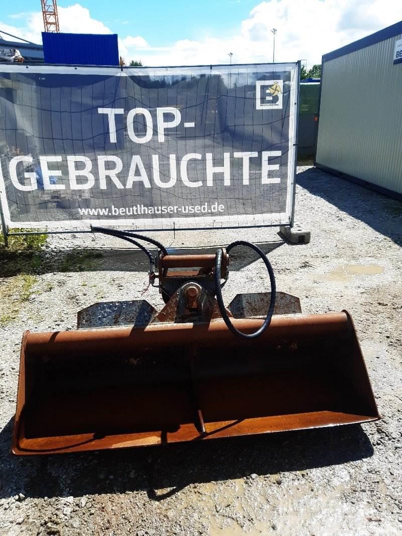 Liebherr Grabenräumlöffel 1500mm MS08 schwenkbar