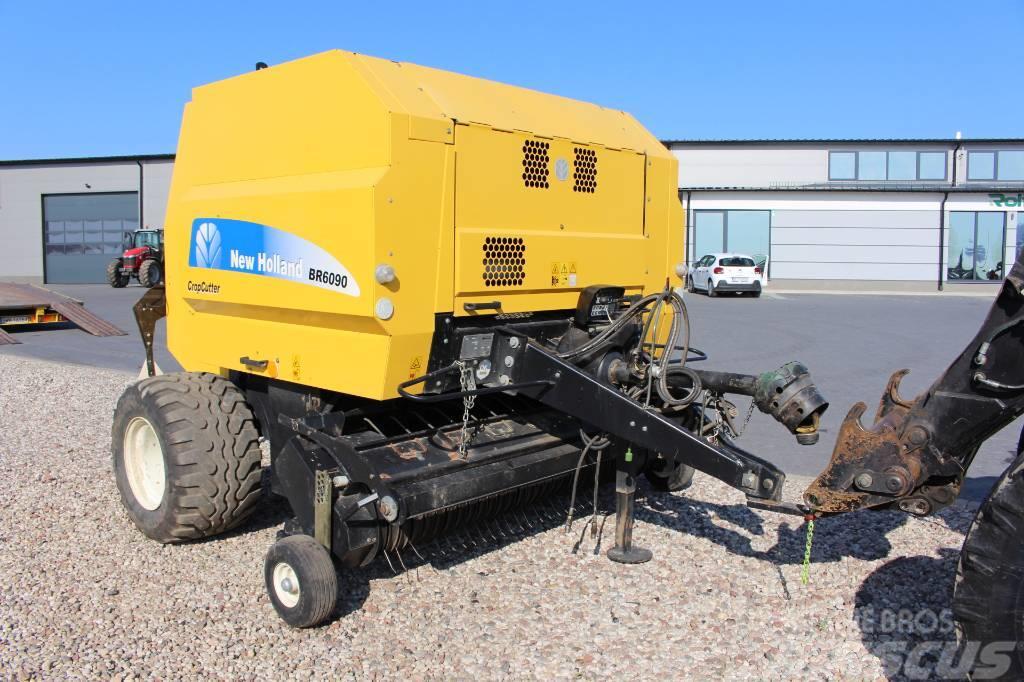 New Holland BR 690 Crop Cutter