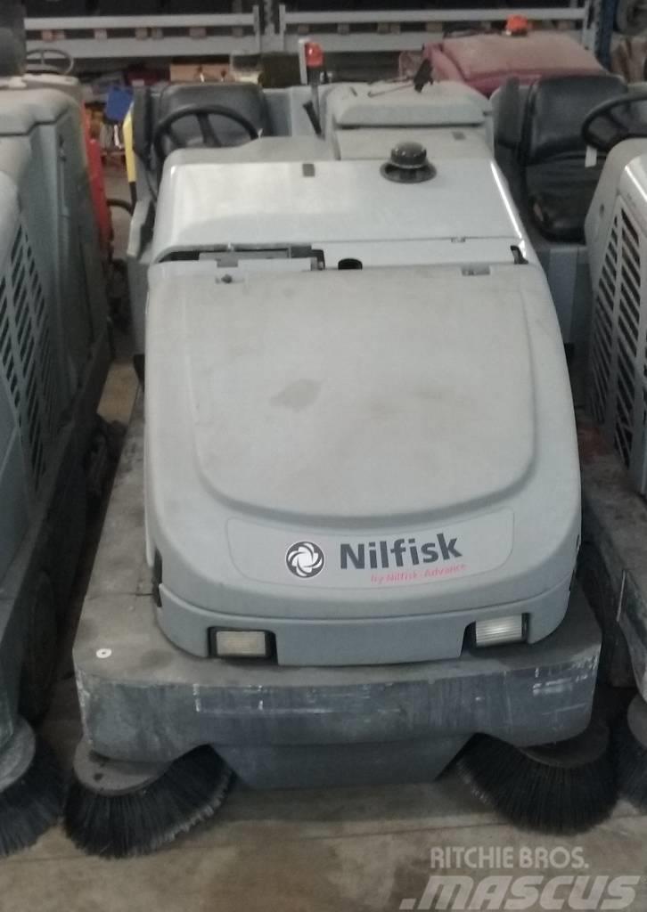 Nilfisk Nilfissk CR 1200