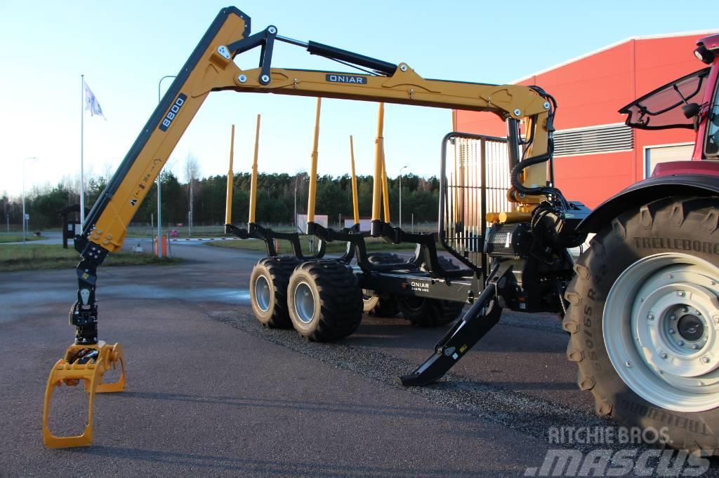 Oniar 8800 LS+346Re 4WD PROFESSIONAL