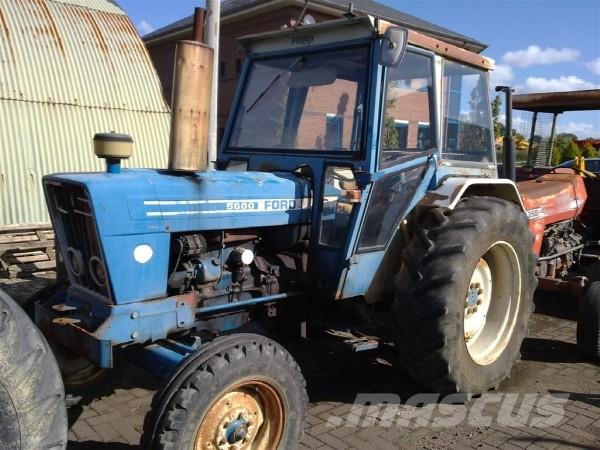 Ford 5600, 1981, Tractors