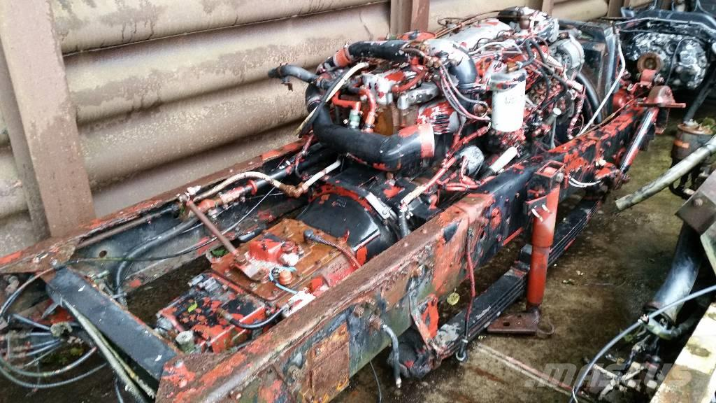 Iveco POWERPACK EATON GEARBOX
