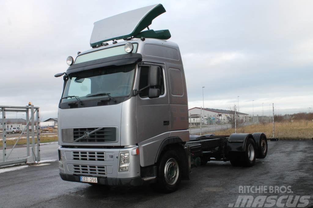 Volvo FH 480 6*2 Euro 5