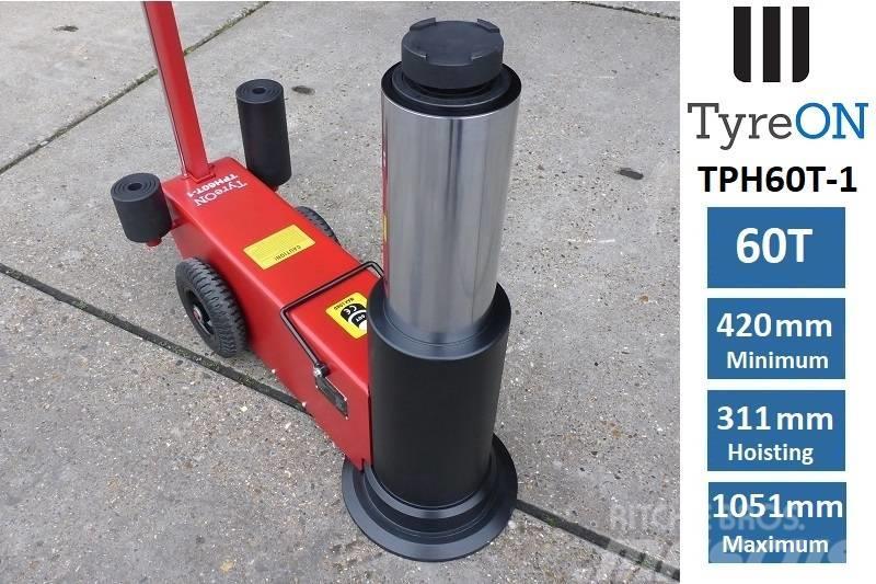 TyreOn TPH60-T1 | Air Hydraulic Truck Jack | 60T