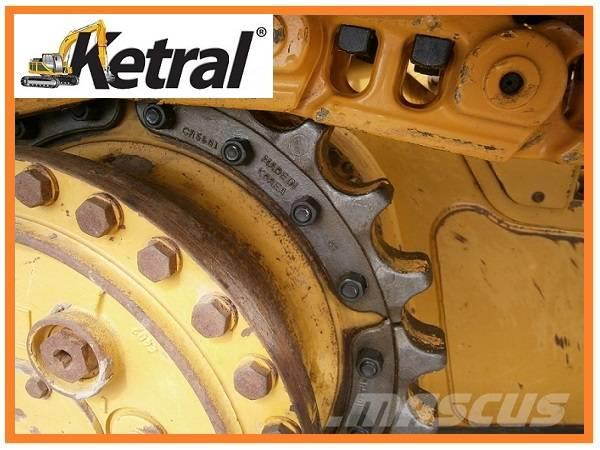 Caterpillar D7 9P1898 sprocket chain roller