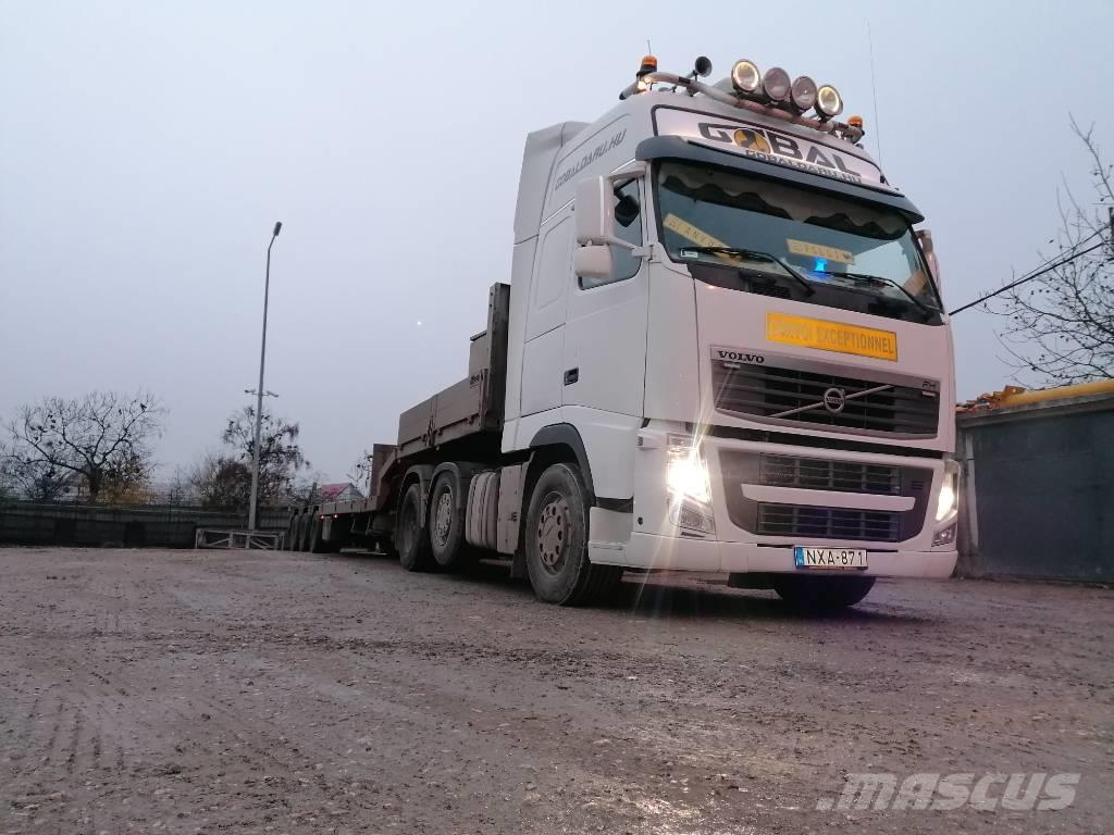 Volvo FH16 520