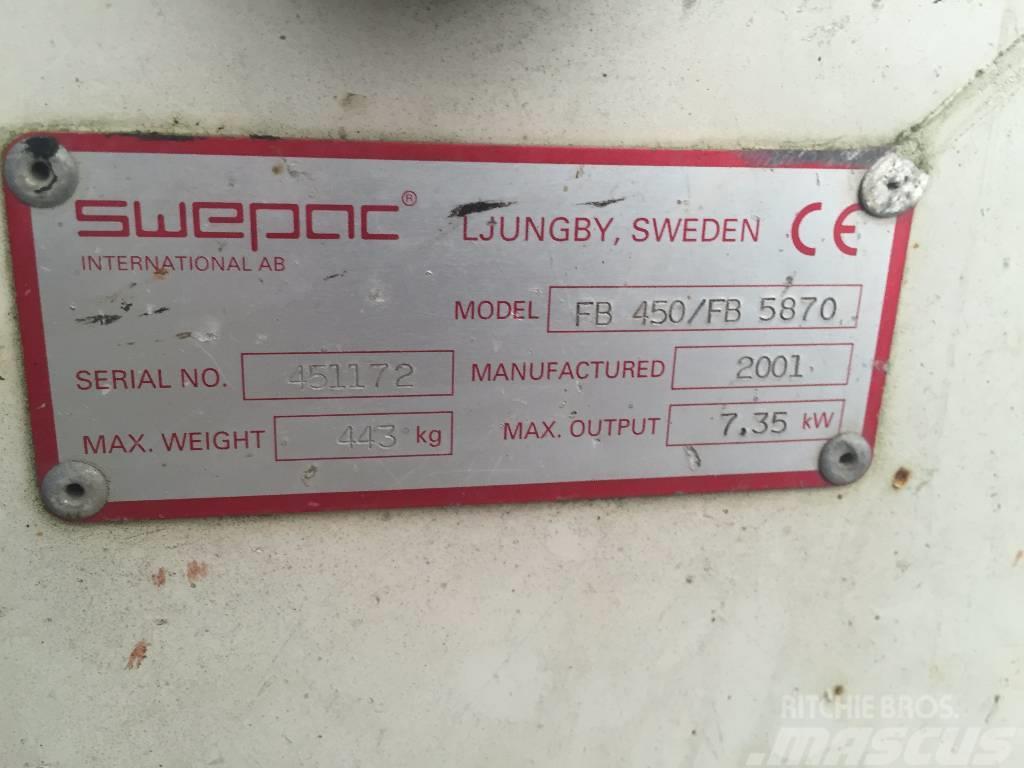Swepac FB450