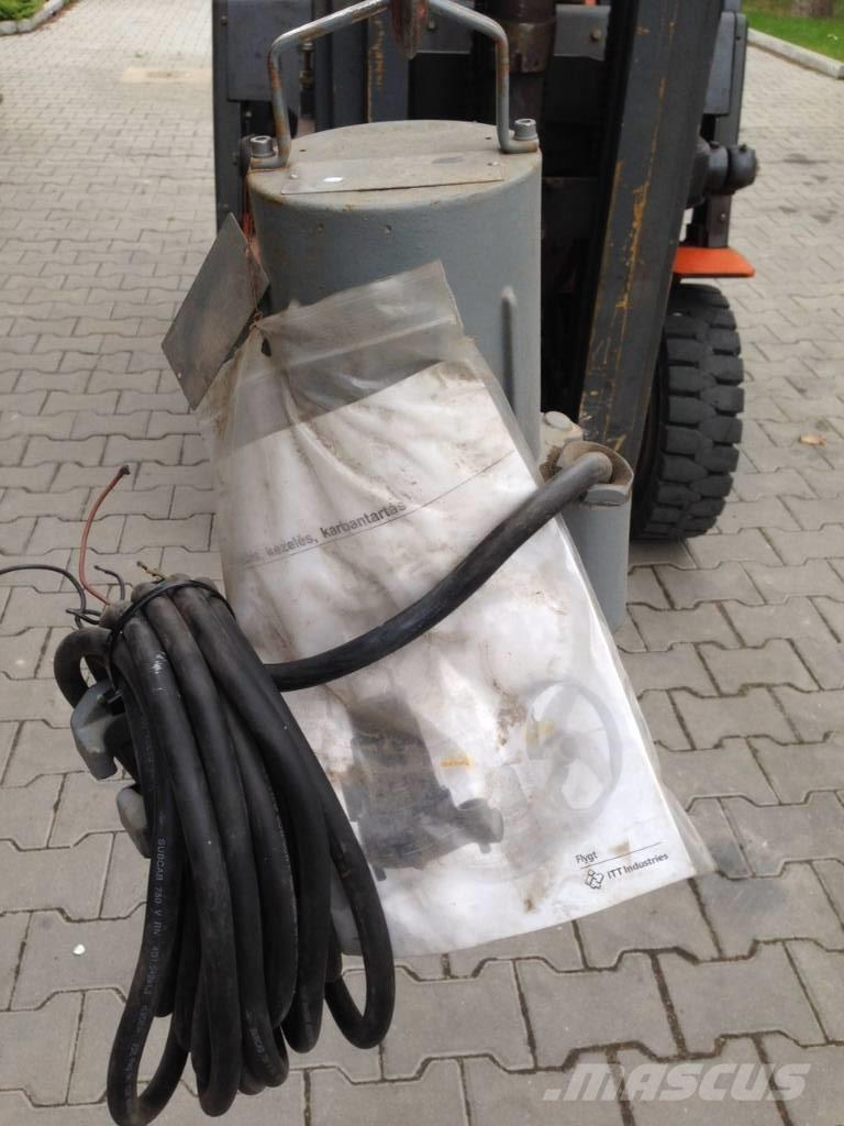 Used Flygt Cp 3068 Ht 251 Waterpumps Price  Us  844 For