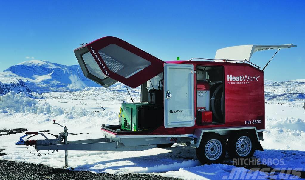 Heatwork Tjältinare HW 3600