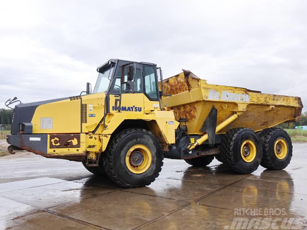 Komatsu HM300-2 More units available