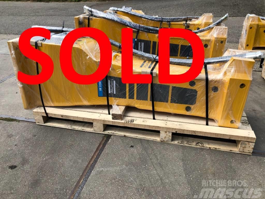 Atlas Copco HB 2200 SOLD!!SOLD!!