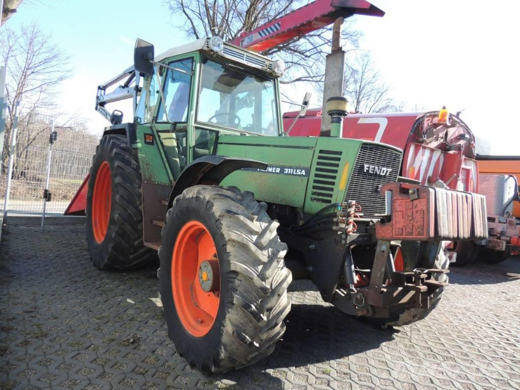 [Other] Traktor Fendt Farmer 311LSA Turbomatik , Lindana R