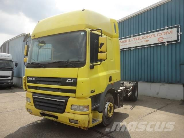 DAF FT CF 85-380 SPACECAB (MANUAL GEARBOX / EURO 3 / R