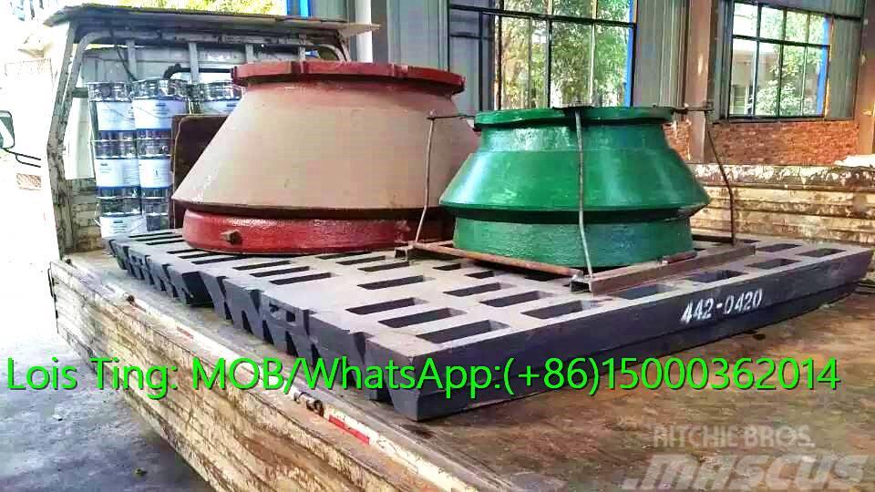 Metso C145 C125 C106