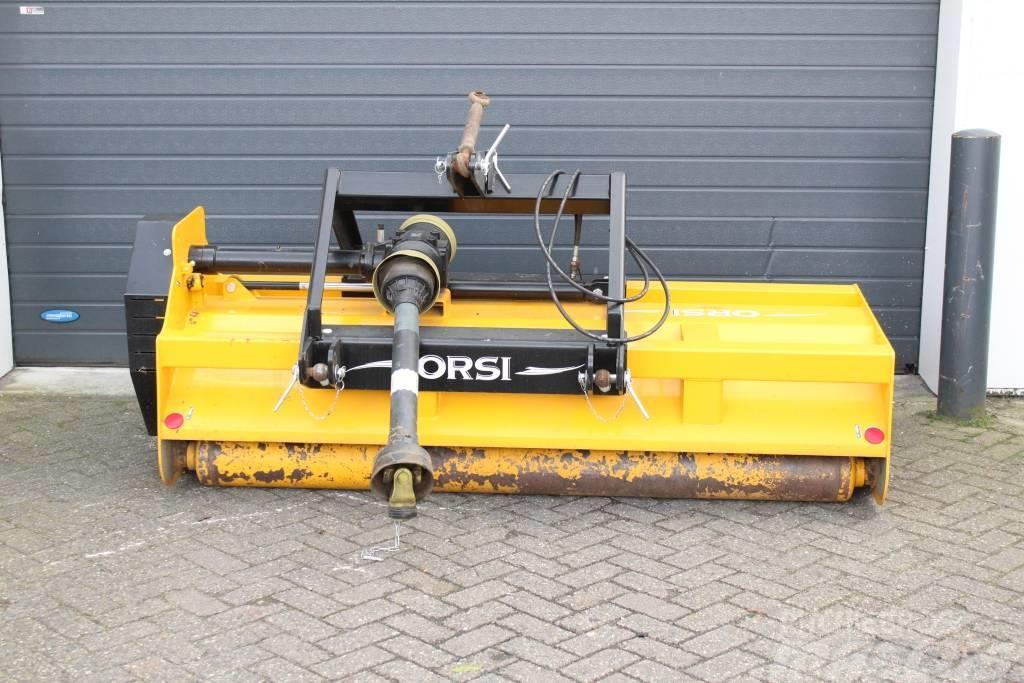 Orsi WGR 2300 klepelmaaier / Schlegeläher / mower