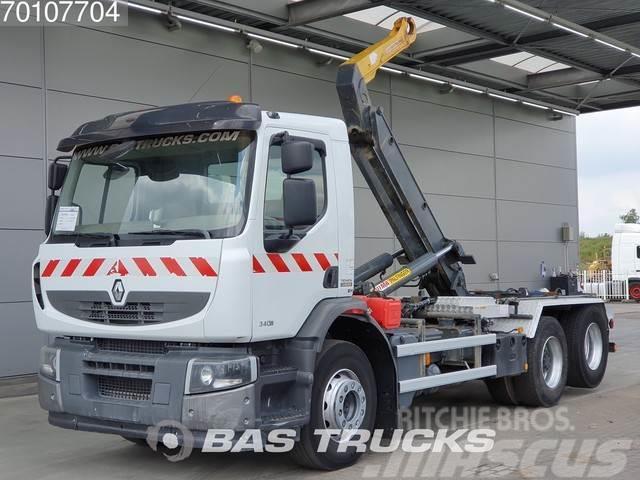Renault Premium Lander 340 6X2 Retarder Big-Axle Liftachse