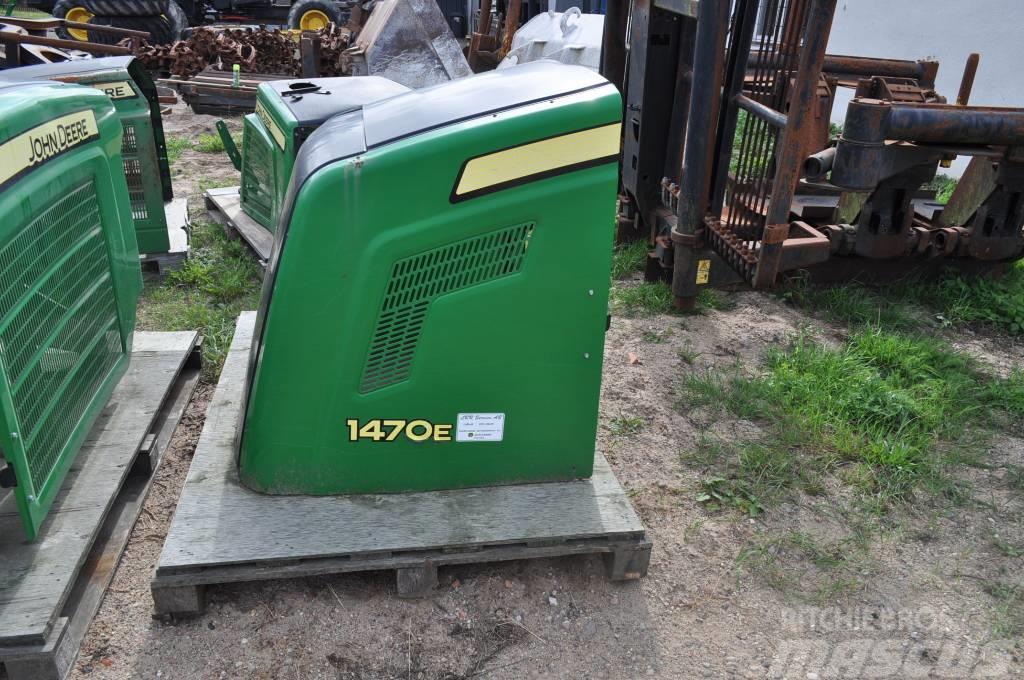 John Deere Maska zbiornika 1270/1470E F659056