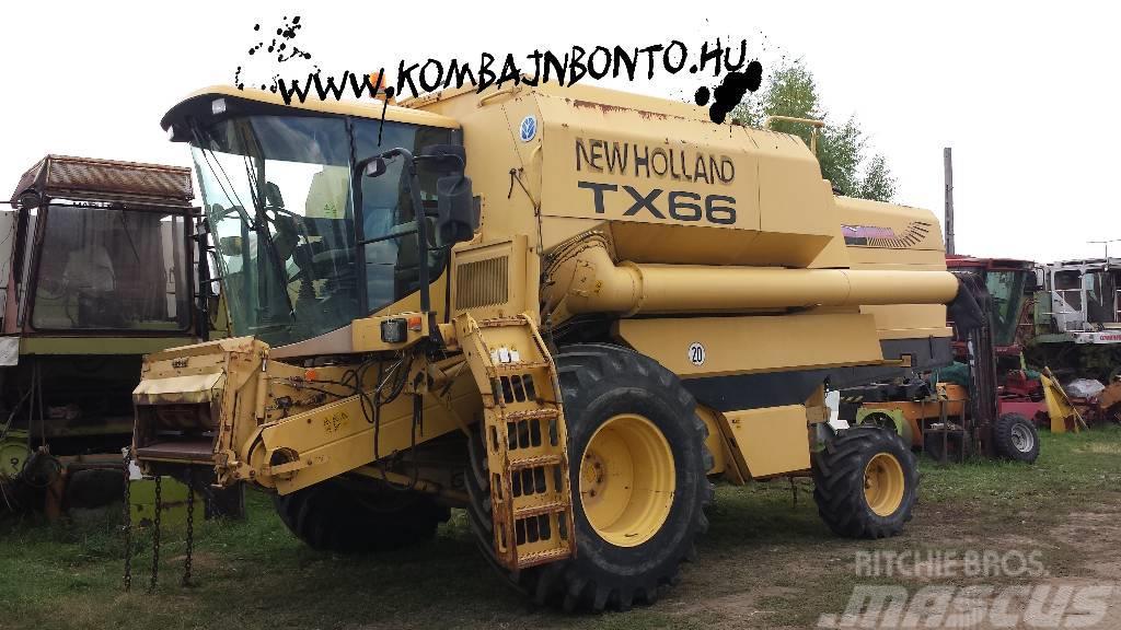 New Holland TX 62-66 gebraucht teile
