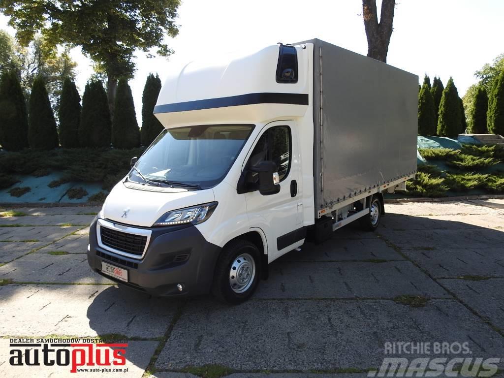 Peugeot BOXER 10 PALETS WEBASTO A/C TEMPOMAT