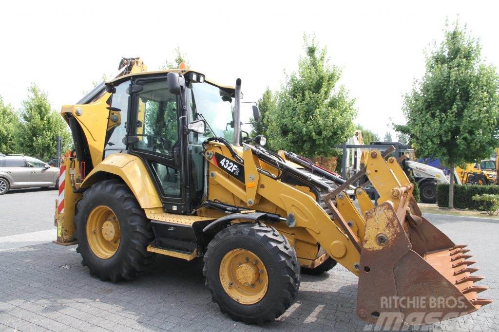 Caterpillar CAT 432F2 / 432 JOYSTICK TURBO POWERSHIFT 10 UNITS