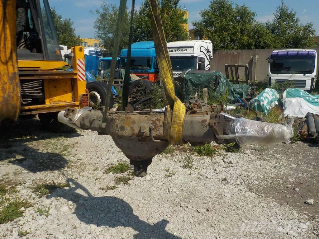 Scania 4 series Rear axle housing 1384376 1487794 1531436
