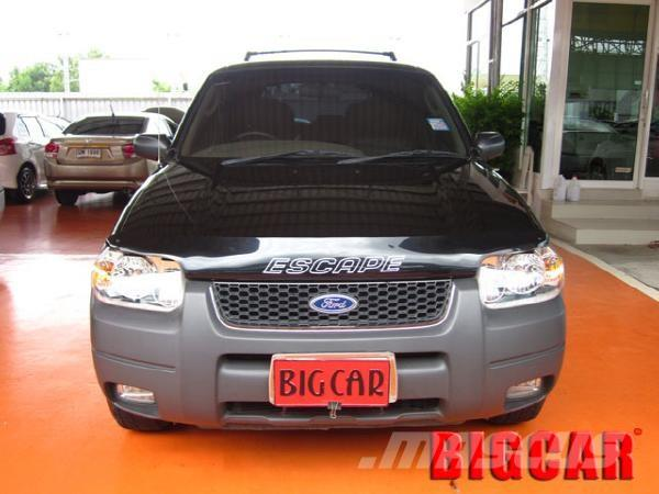FORD ESCAPE 3.0 XLT V6 AT