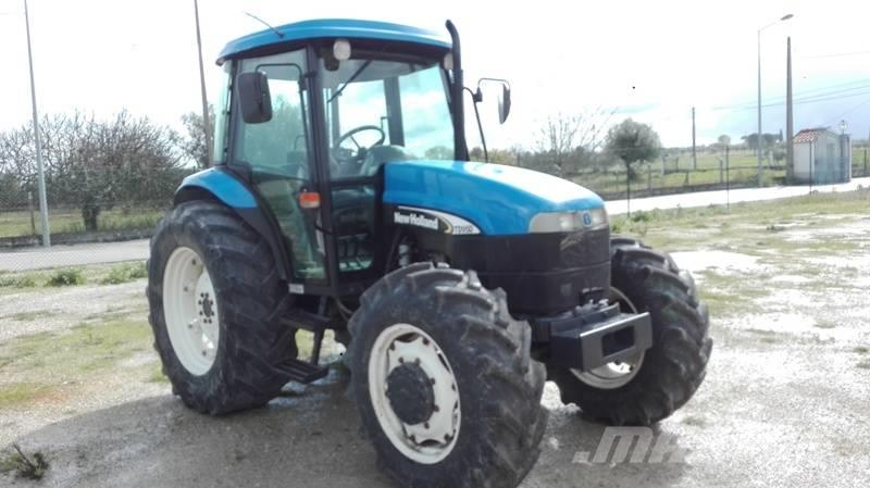 New Holland TD 95 D ( 4WD )