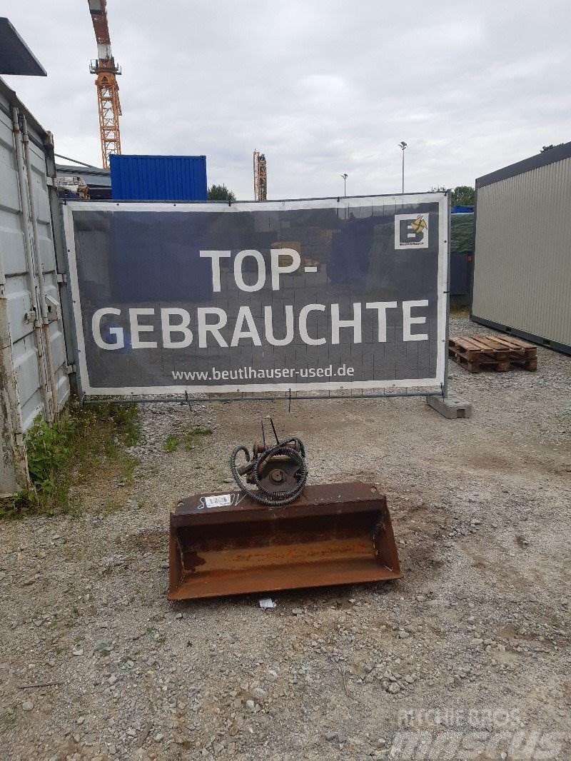 [Other] Grabenräumlöffel 1000mm MS01 schwenkbar