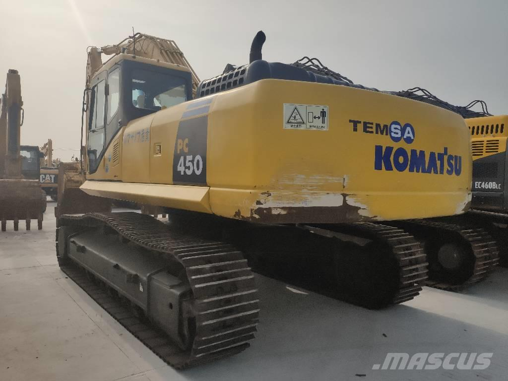 Komatsu PC450-7