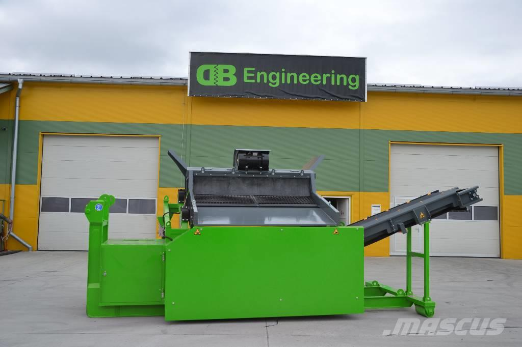 DB Engineering TRASERSCREEN DB-40 XL