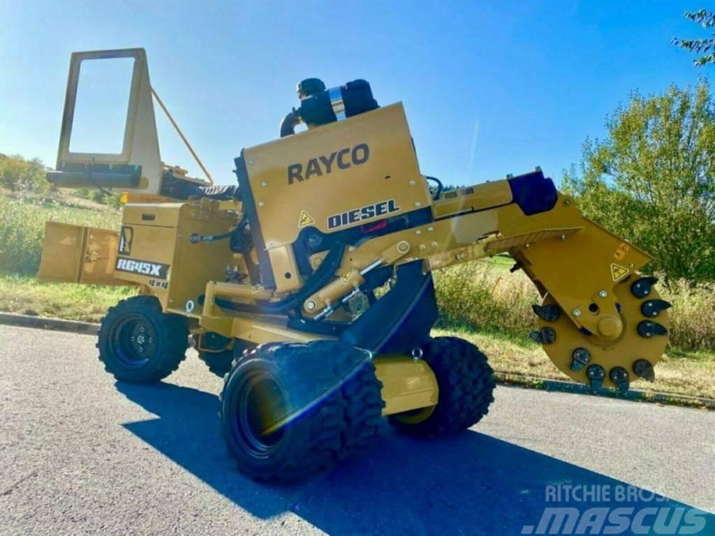 Rayco RG 45 X (DEMO)