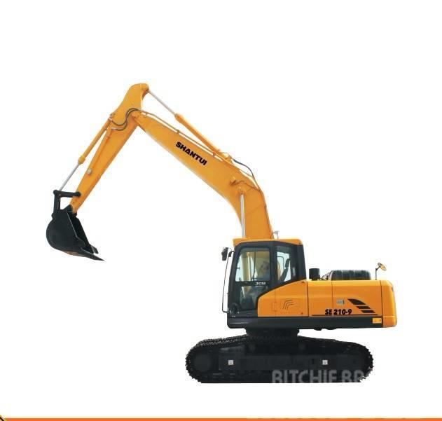 Shantui SE210-9 excavator