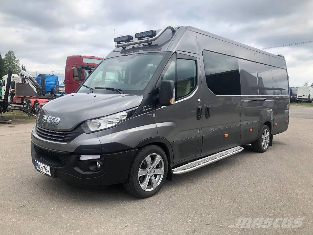 Iveco Daily 35S18A8 1+4hlö MYYTY