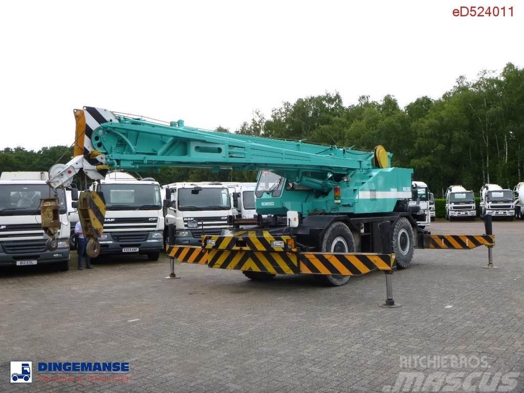 Kobelco RK250 4x4 All-terrain crane 25 t