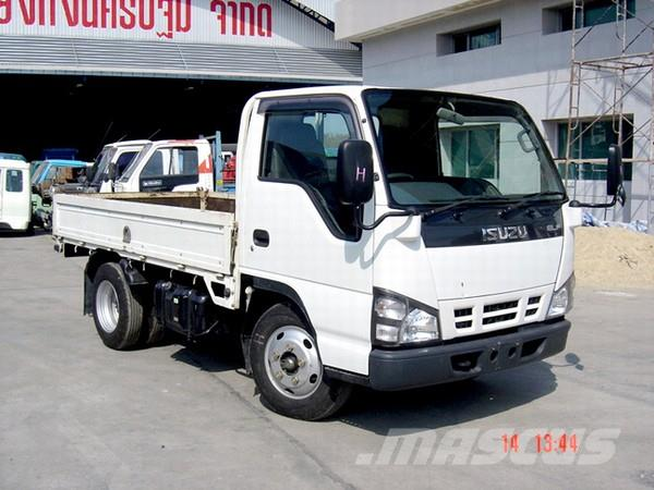 Isuzu NKR_other trucks   Pre Owned Other trucks for sale