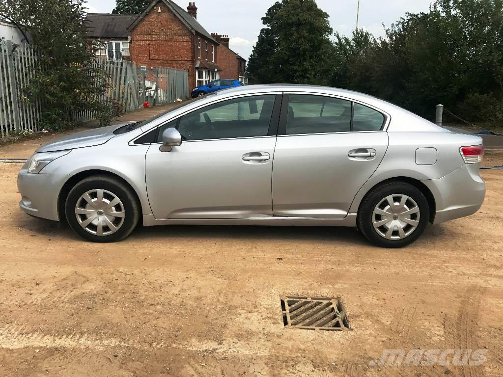 Used Toyota Avensis Cars Year 2010 For Sale Mascus Usa