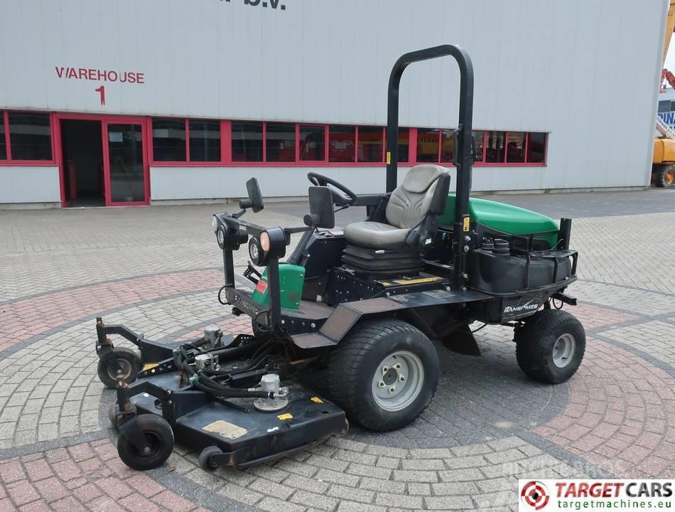 Ransomes HR300 3 Gang Rotary 152cm Diesel 4WD Mower