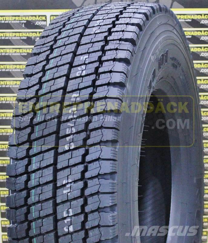 Kumho KWD01 315/80R22.5 M+S 3 drivdäck