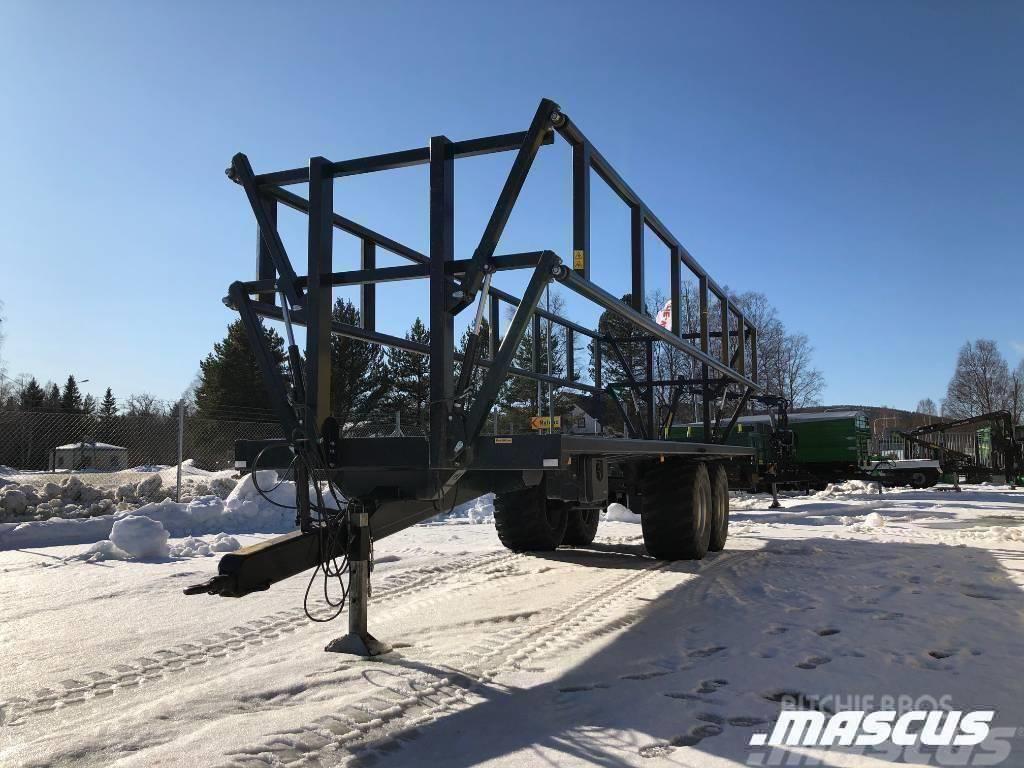 Palmse Balvagn B 3925 19 Ton Med Grindar