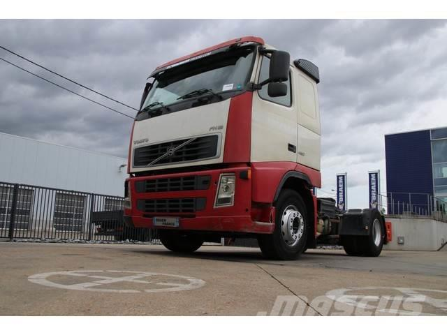 Volvo FH12.460 + MANUAL + intarder