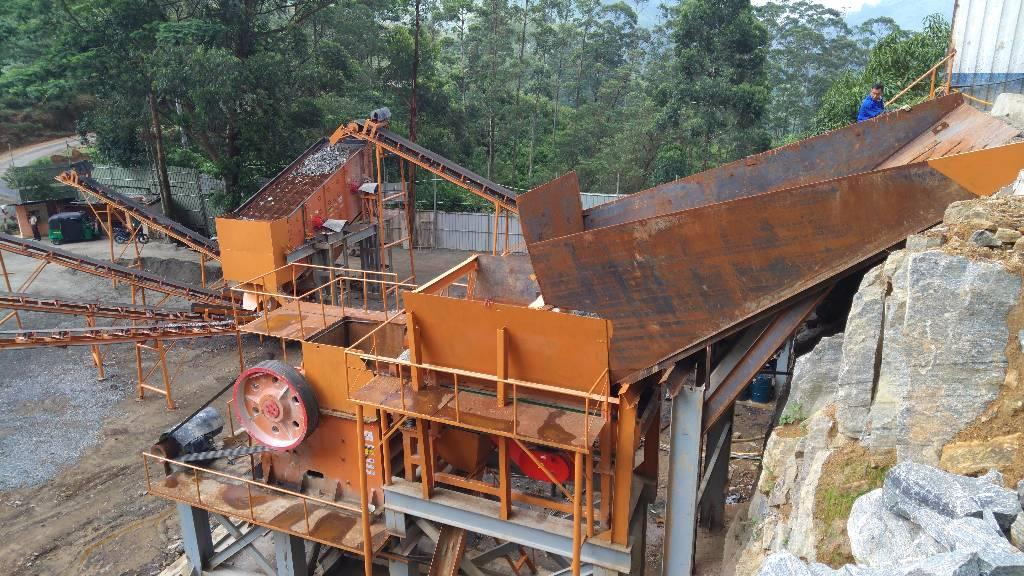 Repair Knowledge of Common Parts of Jaw Crusher