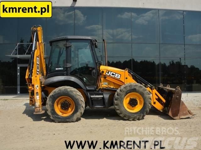 JCB 3CX 4CX CASE 695 NEW HOLLAND B 115 B KOMATSU WB 93