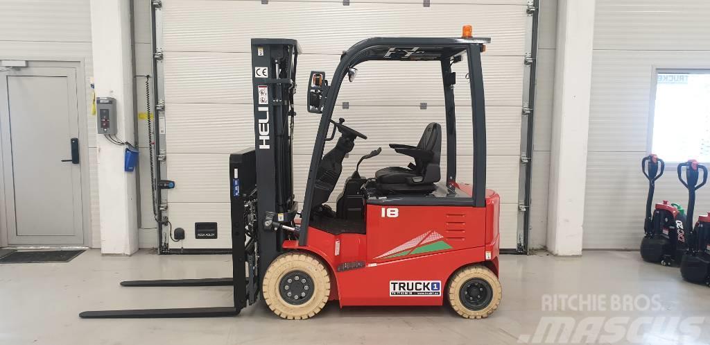 Heli CPD18-GD2 - 1,75 t el. truck - 4,7 m LH (PÅ LAGER)