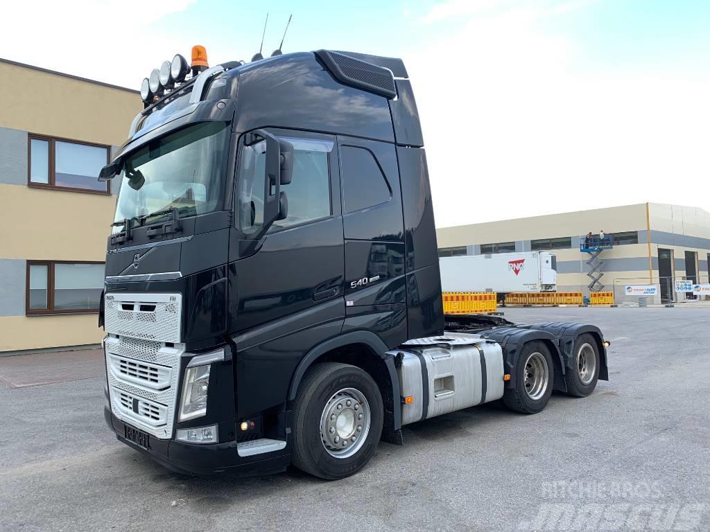 Volvo FH540 6x4+RETARDER+FULL AIR